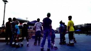 SKULL FESTA 2011 -SLALOM TOURNAMENT-